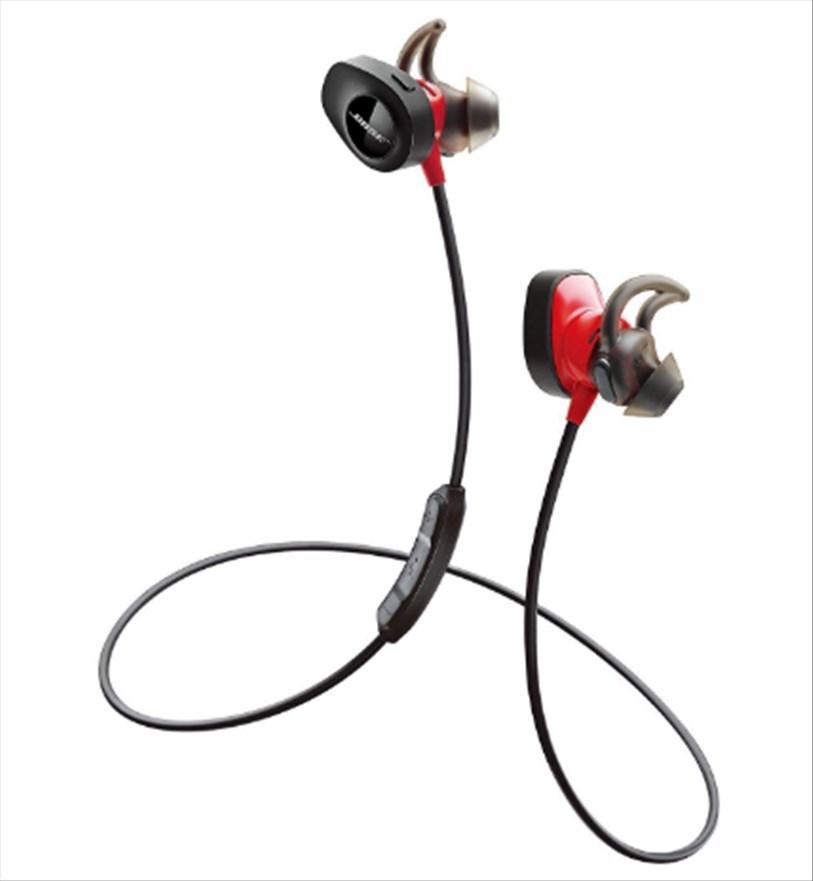 新品 Bose SoundSport Pulse wireless headphones ワイヤレスイヤホン