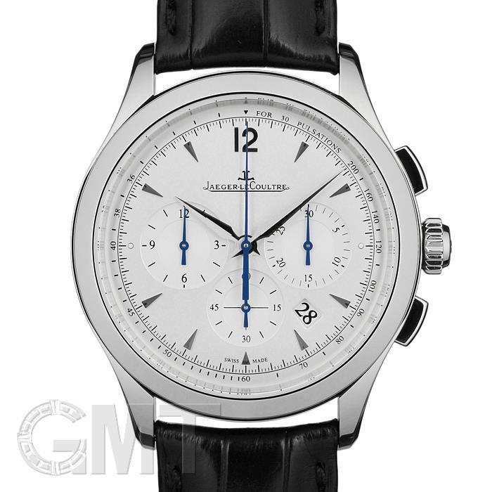 ジャガー・ルクルト マスター クロノグラフ Q1538420 JAEGER LECOULTRE MASTER 【新品】【腕時計】【メンズ】 【送料無料】 【あす楽_年中無休】