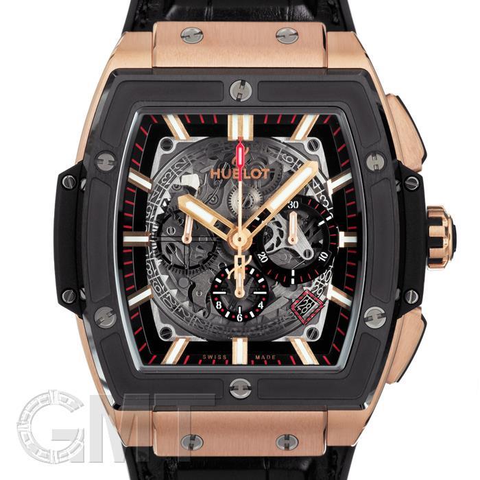 ウブロ スピリット オブ ビッグバン キングゴールド セラミック 601.OM.0183.LR HUBLOT 新品 腕時計メンズ 送料無料