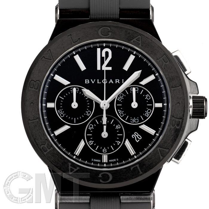 ブルガリ ディアゴノ ウルトラネロ クロノグラフ DG42BBSCVDCH BVLGARI 【新品】 【腕時計】【メンズ】 【送料無料】 【あす楽_年中無休】