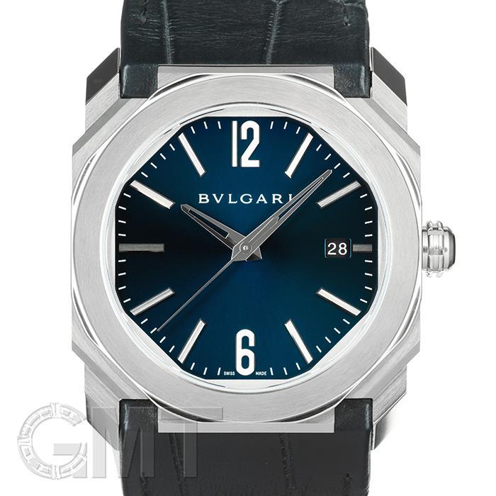 ブルガリ オクト ソロテンポ ブルー BGO38C3SLD BVLGARI 【新品】 【腕時計】【メンズ】 【送料無料】 【あす楽_年中無休】