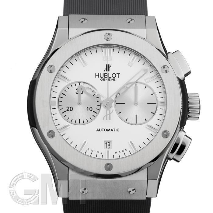 HUBLOT ウブロ クラシック フュージョン クロノグラフ チタニウム 521.NX.2610.RX 新品 腕時計 メンズ 送料無料