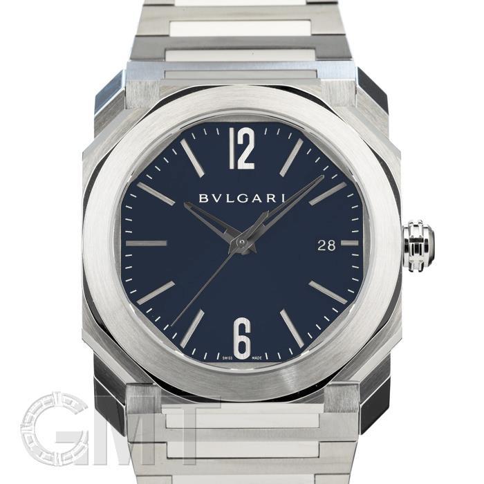 ブルガリ オクト ソロテンポ ブルー BGO38C3SSD BVLGARI 【新品】 【腕時計】【メンズ】 【送料無料】 【あす楽_年中無休】