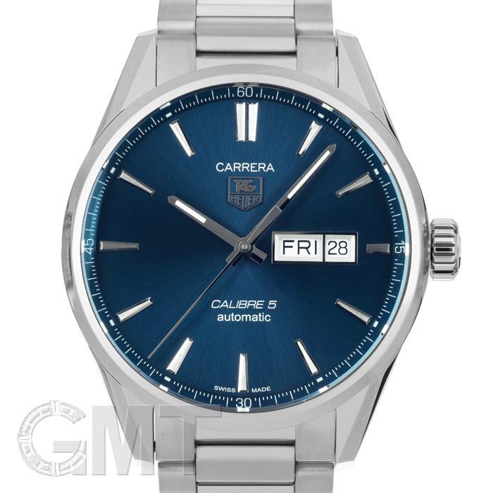 [最大3万円引き! 5/1]タグ・ホイヤー カレラ Cal.5 デイデイト ブルー WAR201E.BA0723 TAG HEUER 新品 腕時計メンズ 送料無料