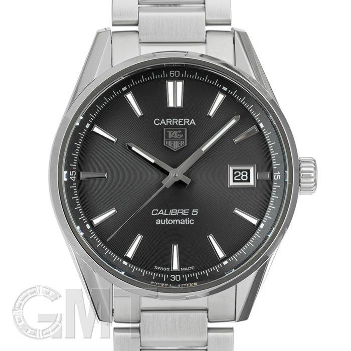 [最大3万円引き! 5/1]タグ・ホイヤー カレラ キャリバー5 ブラック WAR211A.BA0782 TAG HEUER新品腕時計メンズ送料無料