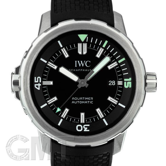 [最大3万円引き! 5/1]IWC インターナショナルウォッチカンパニー アクアタイマー IW329001 新品 腕時計メンズ 送料無料