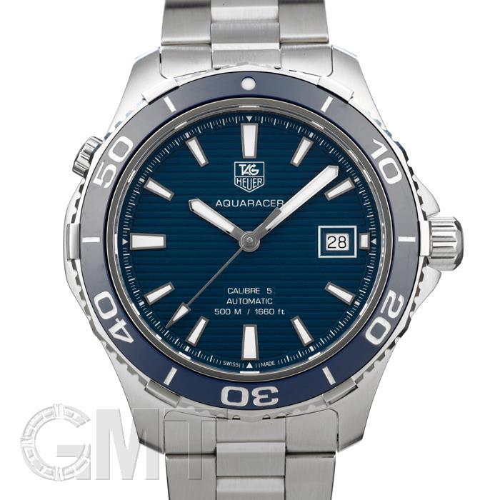 タグ・ホイヤー アクアレーサー 500M セラミック WAK2111.BA0830 ブルー TAG HEUER 【新品】【メンズ】 【腕時計】 【送料無料】 【あす楽_年中無休】