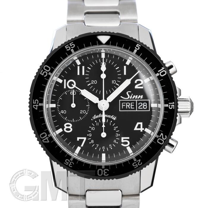 [最大3万円引き! 5/1]ジン 103 .B.AUTO ステンレスベルト SINN 新品メンズ 腕時計 送料無料