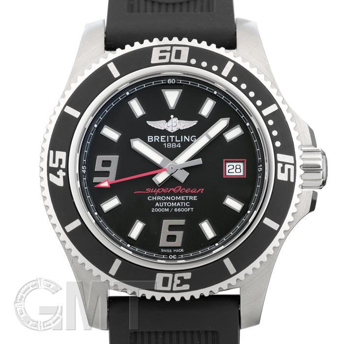 ブライトリング スーパーオーシャン 44 A189B76ORC アビスレッド BREITLING 新品メンズ 腕時計 送料無料