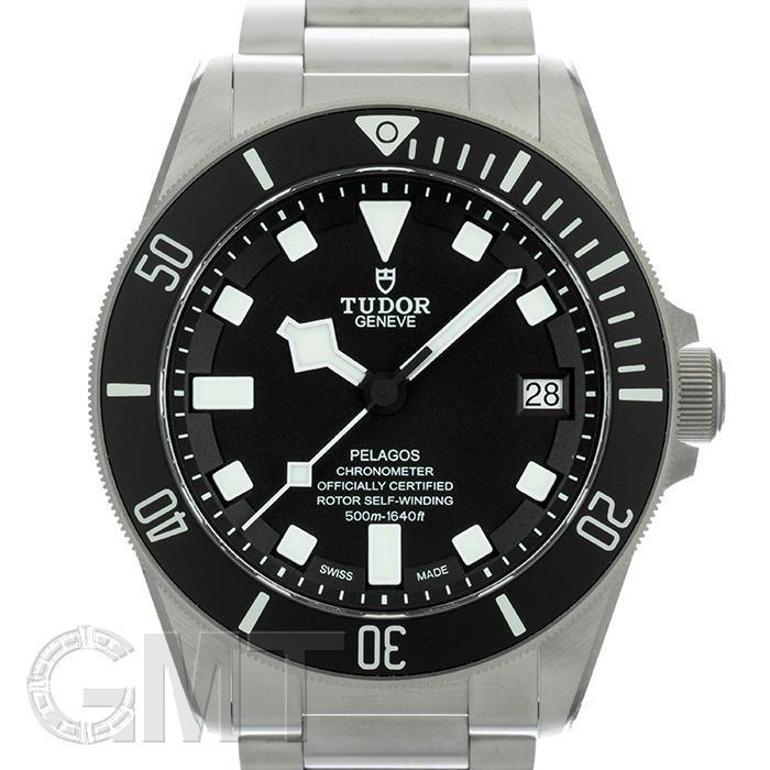 チュードル ぺラゴス ブラック チタンブレス 25600TN TUDOR 新品メンズ 腕時計 送料無料