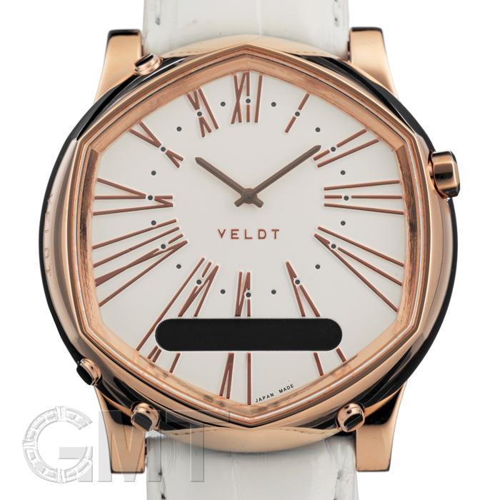 [最大3万円引き! 5/1]VELDT ヴェルト SERENDIPITY Model V Vesper White VSV03WT-AWT1 新品ユニセックス 腕時計 送料無料