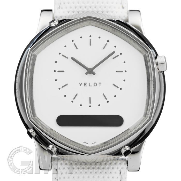 [最大3万円引き! 5/1]VELDT ヴェルト SERENDIPITY Model C Gentle Lily VSC00WT-LWT1 新品ユニセックス 腕時計 送料無料