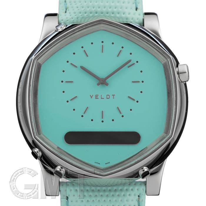 VELDT ヴェルト SERENDIPITY Model C Crisp Mint VSC00GR-LGR1 新品ユニセックス 腕時計 送料無料