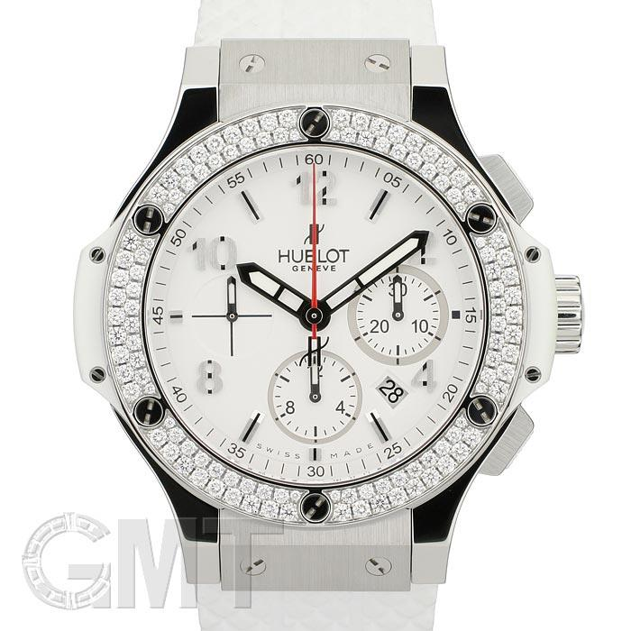 ウブロ ビッグバン サンモリッツ オールホワイト ダイヤモンド 301.SE.230.RW.114 HUBLOT 新品メンズ 腕時計 送料無料