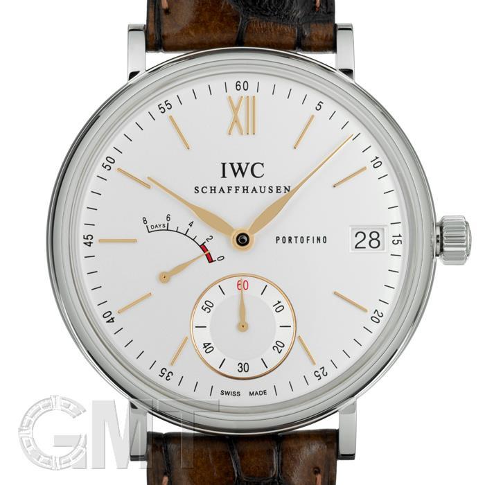 IWC ポートフィノ ハンドワインド 8Days IW510103 IWC 【新品】【メンズ】 【腕時計】 【送料無料】 【あす楽_年中無休】