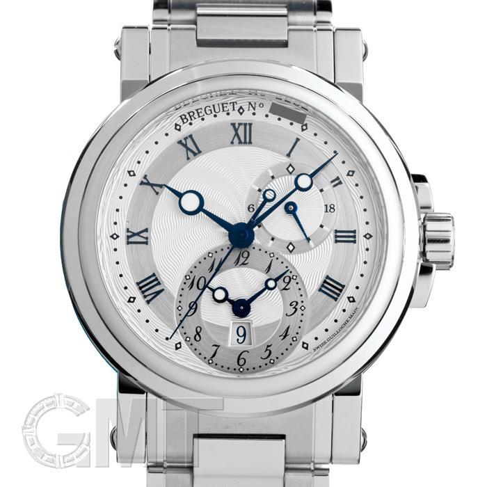 ブレゲ マリーン GMT 5857ST/12/SZ0 BREGUET 【新品】【メンズ】 【腕時計】 【送料無料】 【あす楽_年中無休】