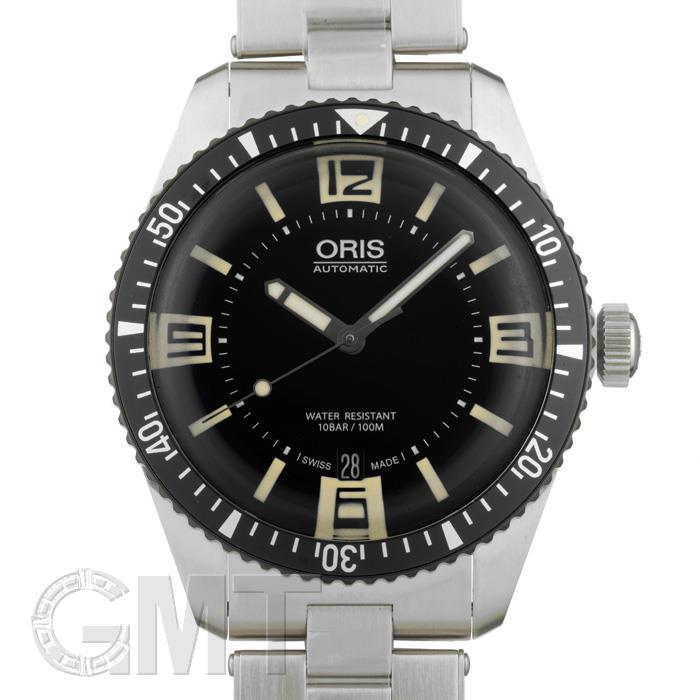 オリス ダイバース 65 ブラック 733 7707 4064 M ORIS 【新品】【メンズ】 【腕時計】 【送料無料】 【あす楽_年中無休】