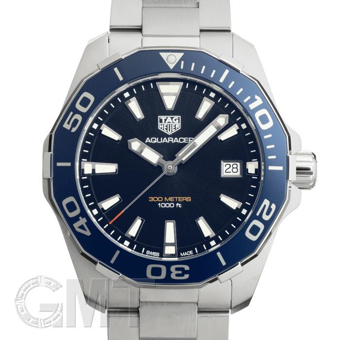 55d9100a68 タグ・ホイヤー アクアレーサー 300M WAY111C.BA0928 ブルー TAG HEUER 【新品】【メンズ】 【腕時計】 【あす楽_年中無休】