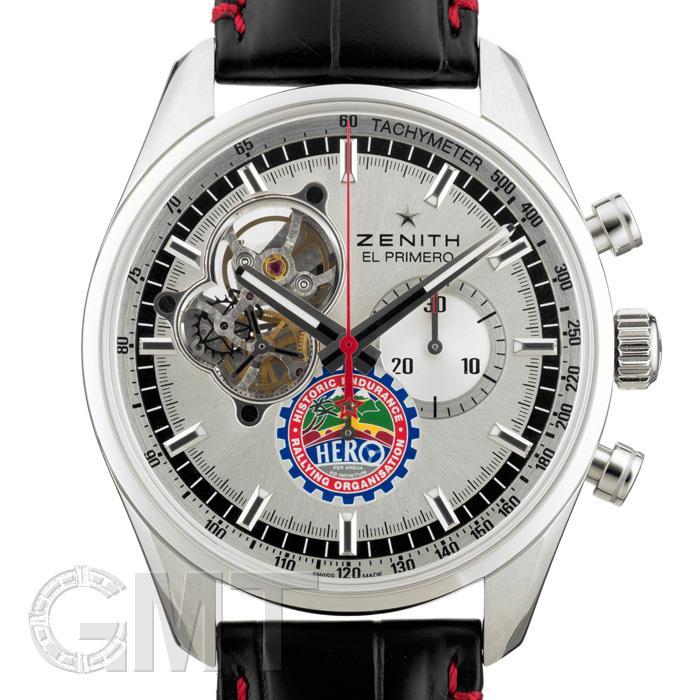 ゼニス エル・プリメロ クロノマスター 1969 HEROカップ エディション 03.20410.4061/07.C772 ZENITH 新品メンズ 腕時計 送料無料