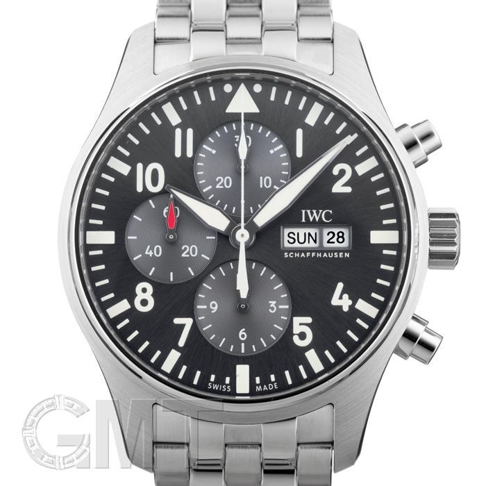 IWC パイロット・ウォッチ・クロノグラフ スピットファイア IW377719※ IWC 新品メンズ 腕時計 送料無料