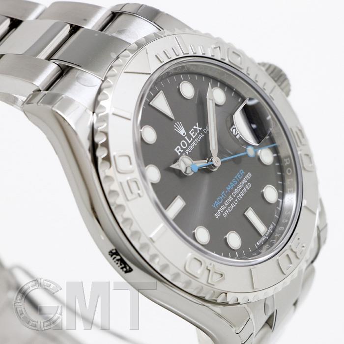 ロレックス ヨットマスター 116622 ダークロジウム ROLEX 【新品】【メンズ】 【腕時計】 【送料無料】 【あす楽_年中無休】 GMT