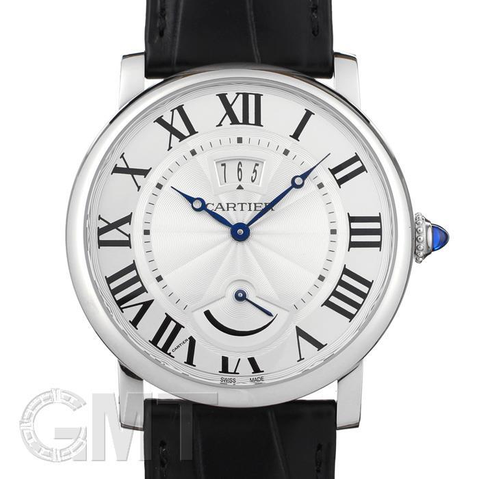 カルティエ ロトンド ドゥ カルティエ パワーリザーブ W1556369 CARTIER 【新品】【メンズ】 【腕時計】 【送料無料】 【あす楽_年中無休】