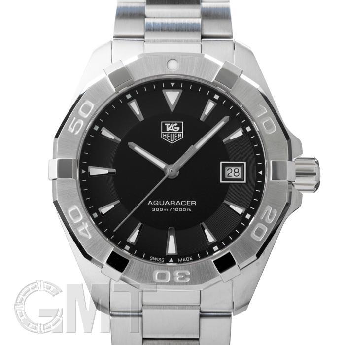 タグ・ホイヤー アクアレーサー 300M ブラック WAY1110.BA0928 TAG HEUER 新品メンズ 腕時計 送料無料