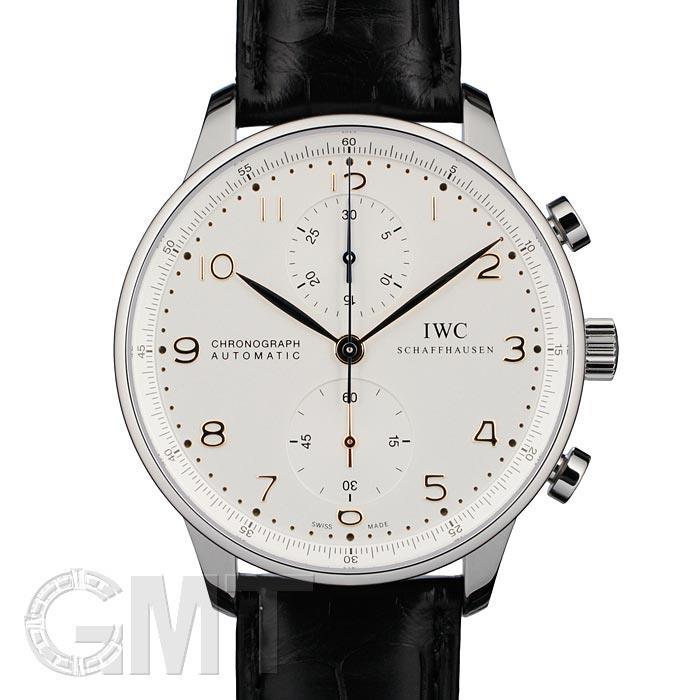 [最大3万円引き! 5/1]IWC ポルトギーゼ クロノグラフ オートマティック IW371445 IWC 新品メンズ 腕時計 送料無料
