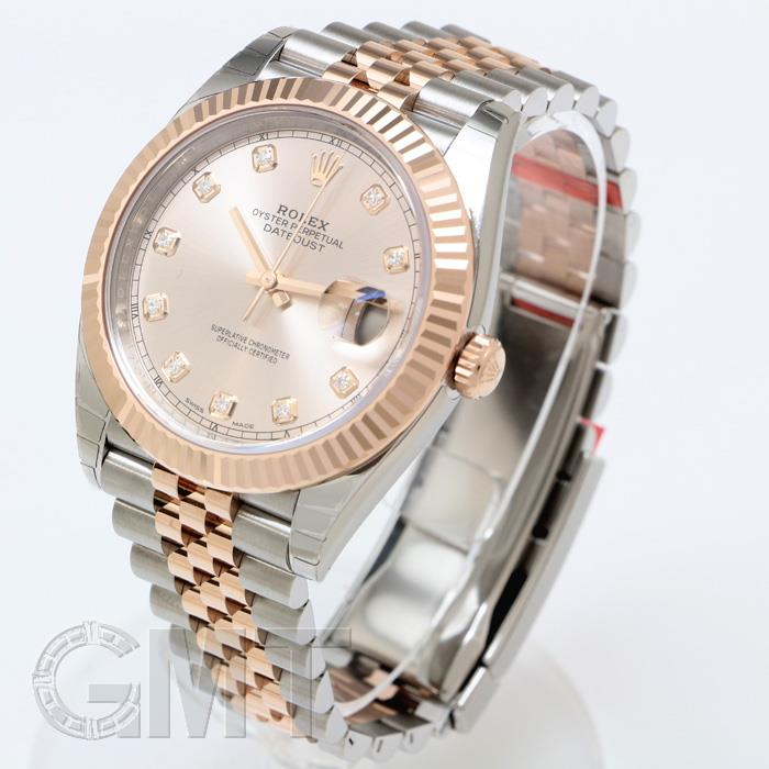 low priced ed299 420a9 Rolex date just 41 126331G サンダストジュビリーブレス ROLEX
