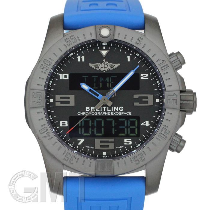 ブライトリング プロフェッショナル エクゾスペースB55 ブルーラバー V510B45XRV BREITLING 【新品】【メンズ】 【腕時計】 【送料無料】 【あす楽_年中無休】
