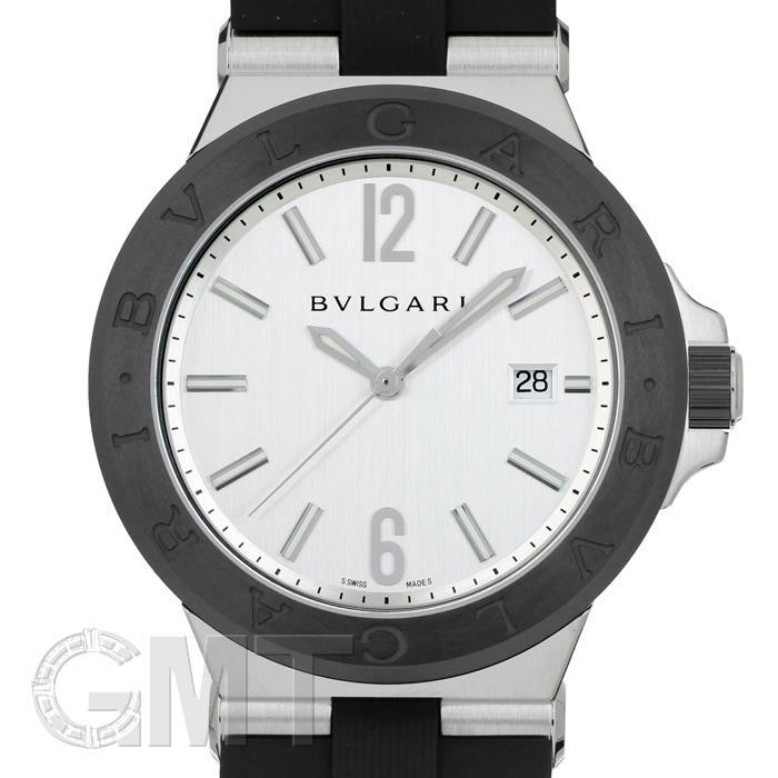 ブルガリ ディアゴノ セラミック DG42C6SCVD BVLGARI 【新品】【メンズ】 【腕時計】 【送料無料】 【あす楽_年中無休】