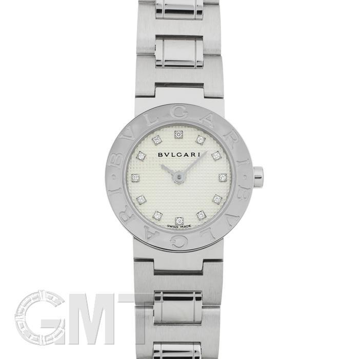 ブルガリ ブルガリ・ブルガリ BB23WSS/12 12Pダイヤ BVLGARI 新品レディース 腕時計 送料無料