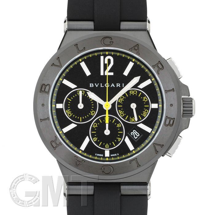 ブルガリ ディアゴノ ウルトラネロ DG42BBSCVDCH/2 BVLGARI 【新品】【メンズ】 【腕時計】 【送料無料】 【あす楽_年中無休】