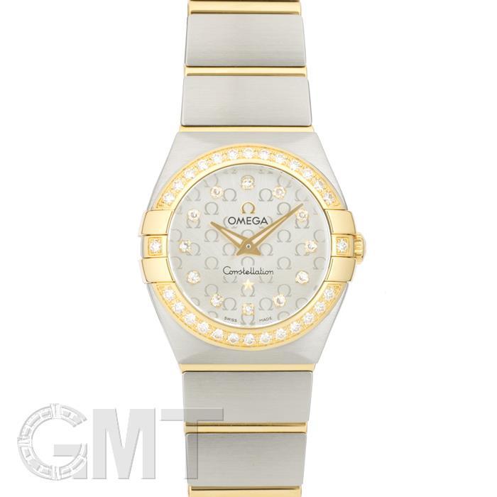 オメガ コンステレーション 123.25.24.60.52.002 OMEGA 新品レディース 腕時計 送料無料