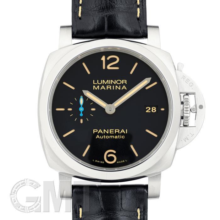 [最大3万円引き! 5/1]パネライ ルミノール マリーナ1950 3デイズ オートマティック アッチャイオ PAM01392 OFFICINE PANERAI 新品メンズ 腕時計 送料無料
