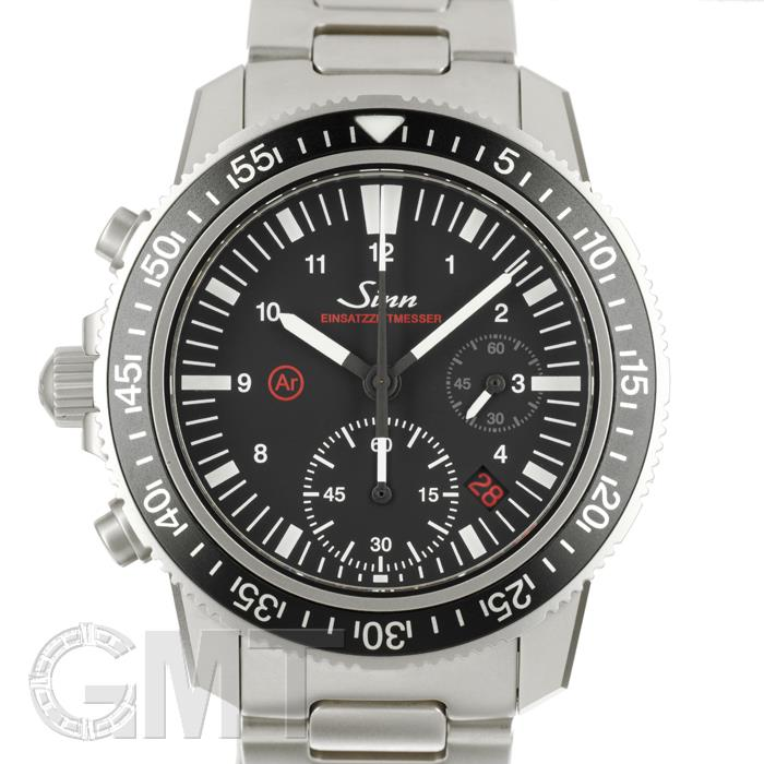 ジン 613 EZM13M クロノグラフ ブラック SINN 【新品】【メンズ】 【腕時計】 【送料無料】 【あす楽_年中無休】