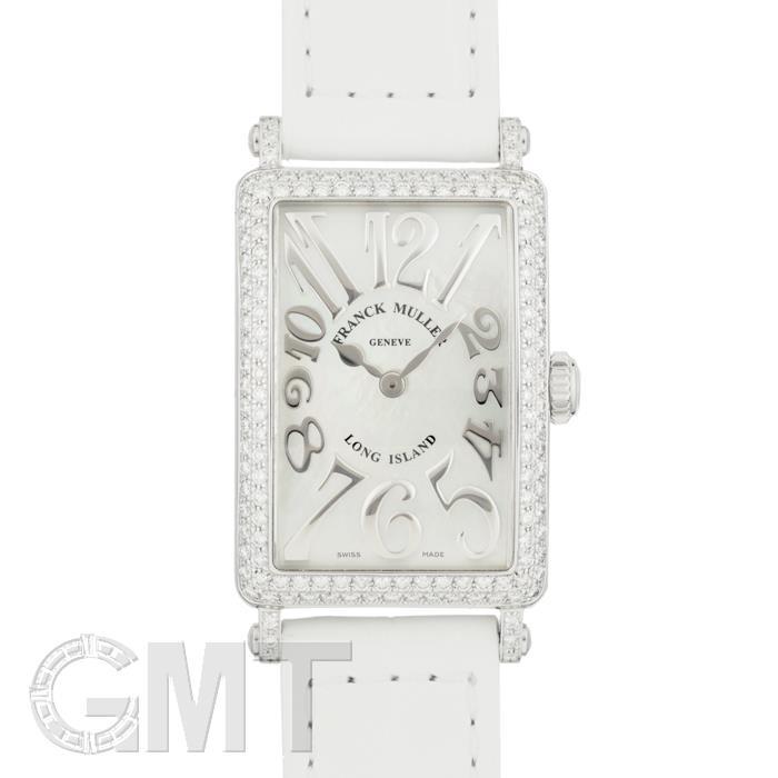 2020年春の フランク・ミュラー ロングアイランド 902QZD ホワイトMOP ダイヤ FRANCK MULLER 新品レディース 腕時計 送料無料, ブンキョウク 0ea6577f