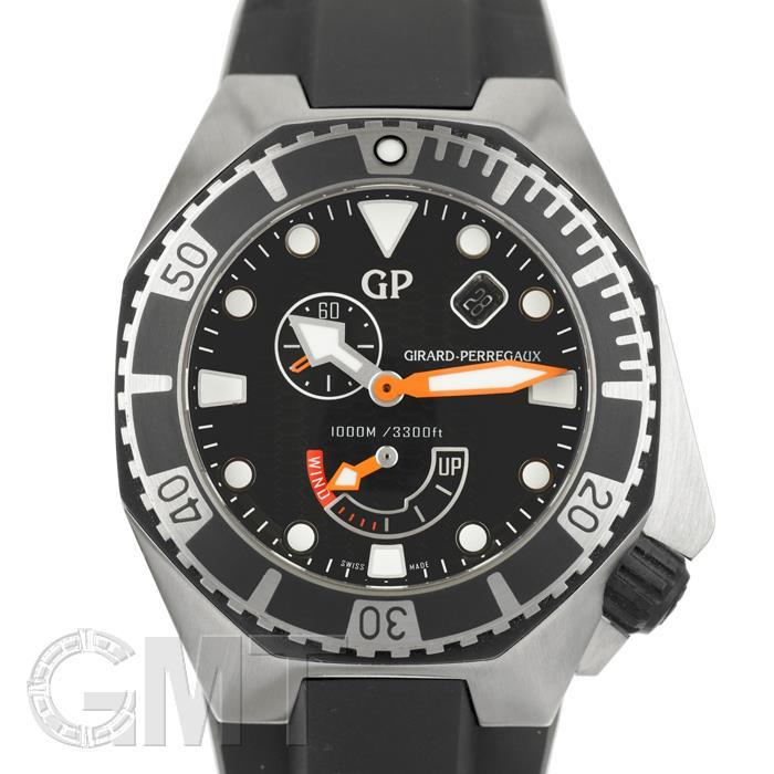 ジラール・ペルゴ シーホーク 49960-19-631-FK6A GIRARD-PERREGAUX 新品メンズ 腕時計 送料無料