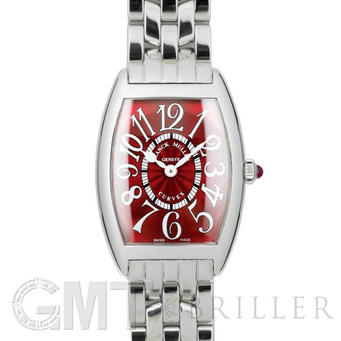 フランクミューラー トノーカーベックス レッドカーペット 1752QZ RED CARPET FRANCK MULLER 【新品】【レディース】 【腕時計】 【送料無料】 【あす楽_年中無休】