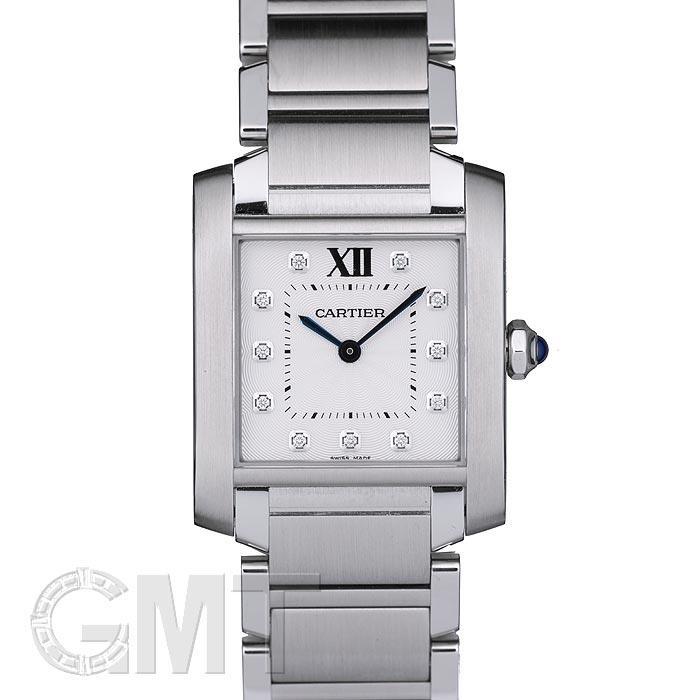 CARTIER カルティエ タンク フランセーズ MM WE110007 新品腕時計 メンズ 送料無料