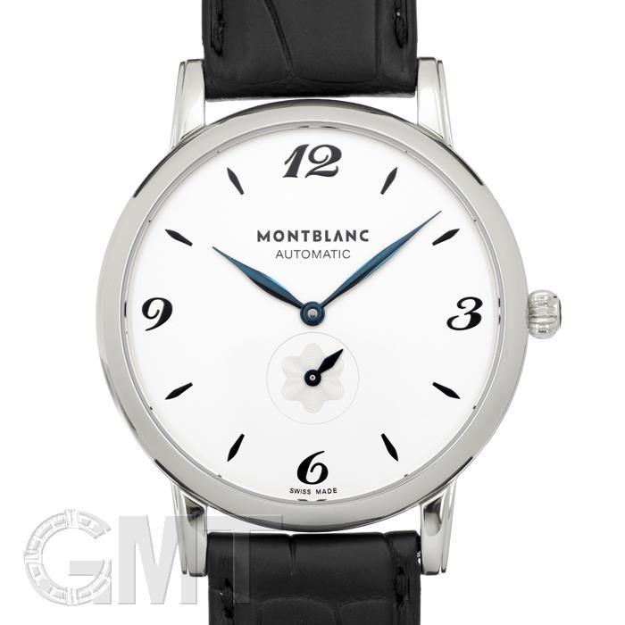 [最大3万円引き! 5/1]モンブラン スター オートマティック 39mm シルバー107073 MONTBLANC 新品メンズ 腕時計 送料無料