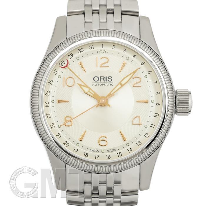 オリス ビッグクラウン ポインターデイト シルバー 754 7679 4031 M ORIS 【新品】【メンズ】 【腕時計】 【送料無料】 【あす楽_年中無休】