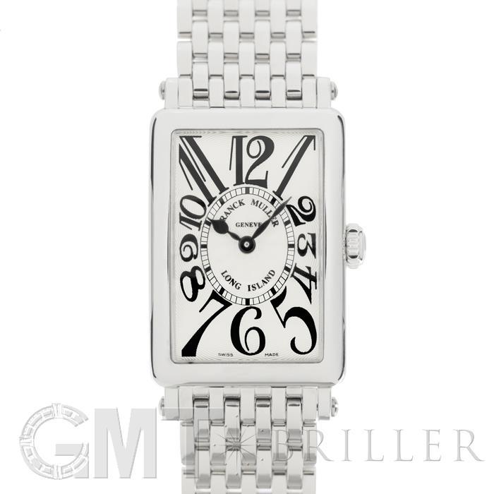 [最大3万円引き! 5/1]フランクミューラー ロングアイランド シルバー 902QZ FRANCK MULLER新品レディース腕時計 送料無料