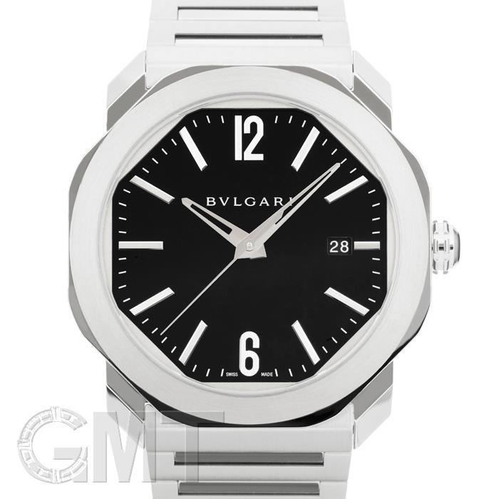 ブルガリ オクト ローマ ブラック OC41BSSD BVLGARI 【新品】【メンズ】 【腕時計】 【送料無料】 【あす楽_年中無休】