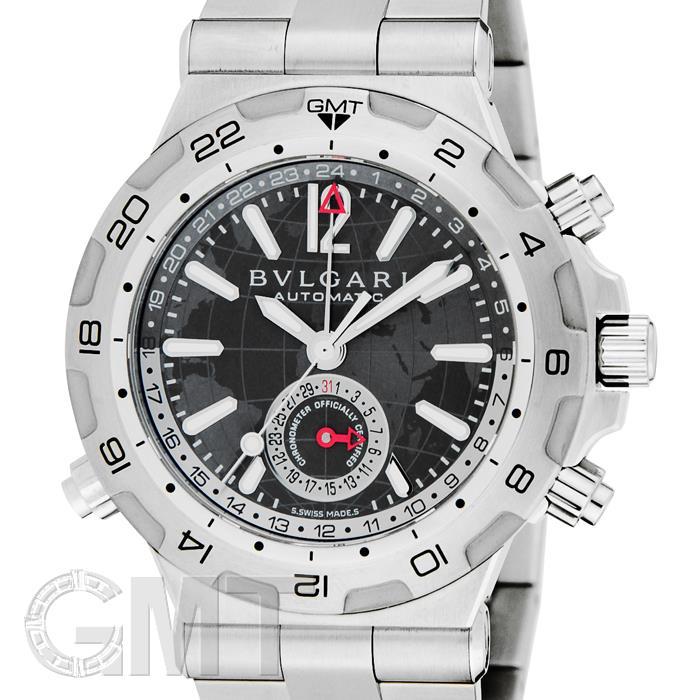 ブルガリ ディアゴノ プロフェッショナル スクーバ DP42C14SSDGMT BVLGARI 【新品】【メンズ】 【腕時計】 【送料無料】 【あす楽_年中無休】