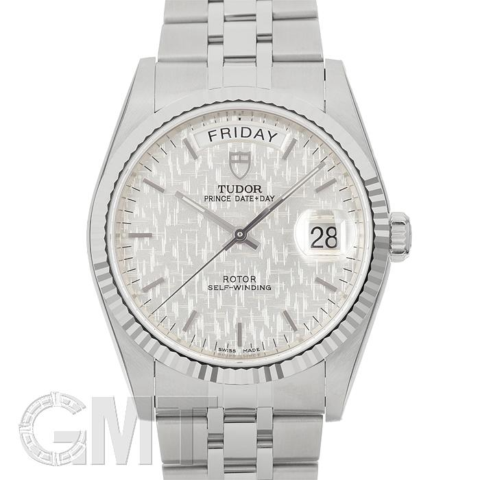 チュードル プリンス デイトデイ 76214 シルバーモザイク TUDOR 新品メンズ 腕時計 送料無料