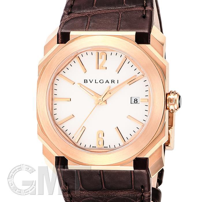 ブルガリ ジェラルド・ジェンタ オクト ソロテンポ BGOP38WGLD BVLGARI 【新品】【メンズ】 【腕時計】 【送料無料】 【あす楽_年中無休】