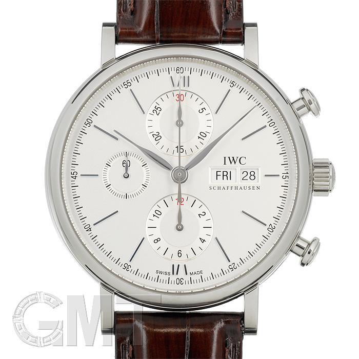 brand new dd6c9 70ee0 IWC Portofino chronograph IW391007