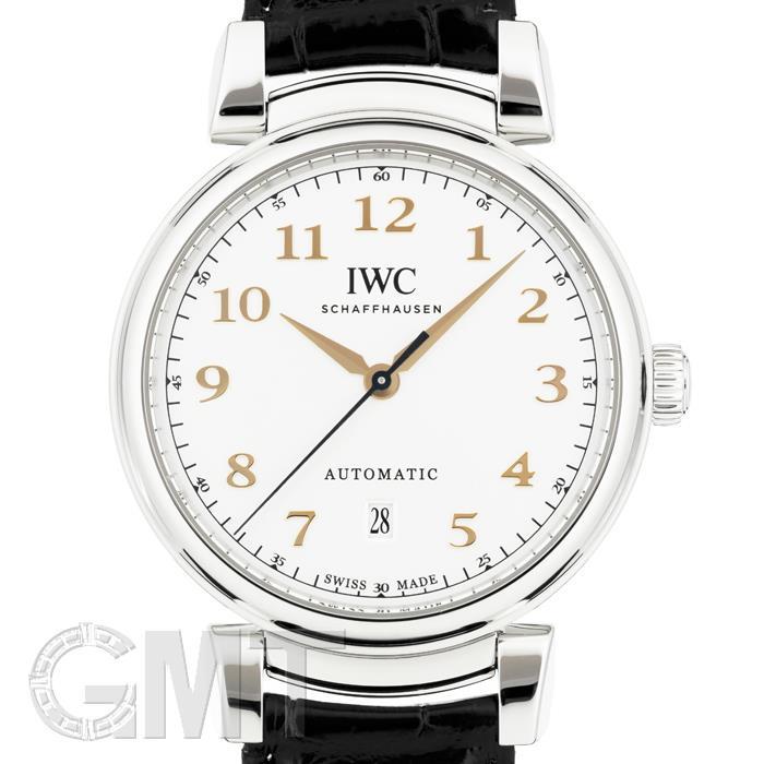 IWC ダ・ヴィンチ・オートマティック IW356601 シルバー 40mm IWC 【新品】【メンズ】 【腕時計】 【送料無料】 【あす楽_年中無休】