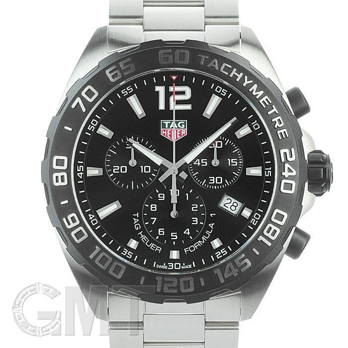 [最大3万円引き! 5/1]タグホイヤー フォーミュラ1 クロノグラフ CAZ1010.BA0842 F1 SS ブラック TAG HEUER 新品メンズ 腕時計 送料無料